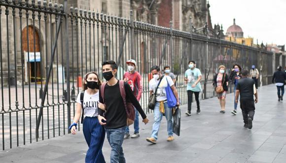 Coronavirus en México | Últimas noticias | Último minuto: reporte de infectados y muertos hoy, sábado 19 de septiembre del 2020 | Covid-19 | (Foto: AFP / PEDRO PARDO).