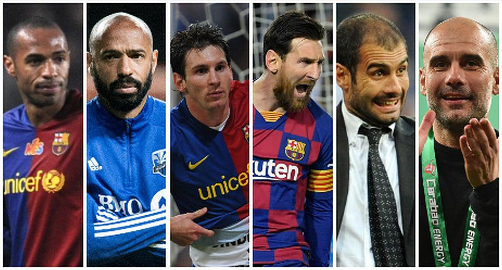 ¿Cómo lucían, cómo lucen y a qué se dedican los protagonistas de la goleada de FC Barcelona a Real Madrid el 2009? (Foto: AFP)