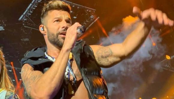 Ricky Martin envía mensaje a fans en el Día Internacional del Orgullo LGBT. (Foto: Instagram)