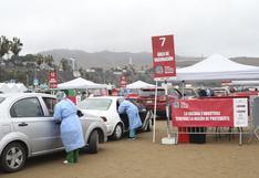 Vacunación contra el COVID-19: más de ocho millones 125 mil peruanos ya fueron inmunizados