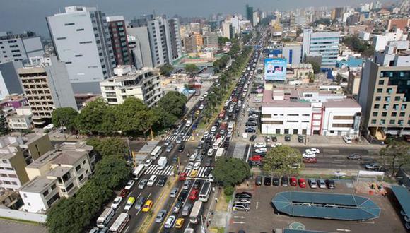 Corredor Javier Prado-La Marina inicia el 27 de setiembre