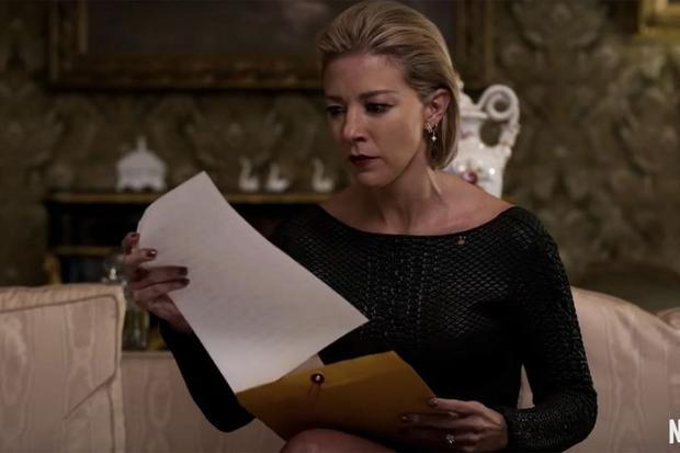 Sofía Carranza trata de buscar al responsable de la muerte de su padre. (Foto: Netflix)