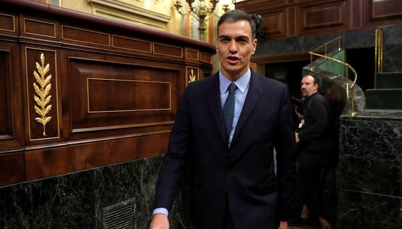 Pedro Sánchez llegó a la presidencia cuando los catalanes se unieron a la formación antiausteridad Podemos para respaldar la moción de censura a su predecesor, el conservador Mariano Rajoy. (Foto: EFE)