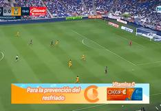 Monterrey vs. Tigres: Alfonso González anotó el 1-0 de los 'Rayados' |VIDEO