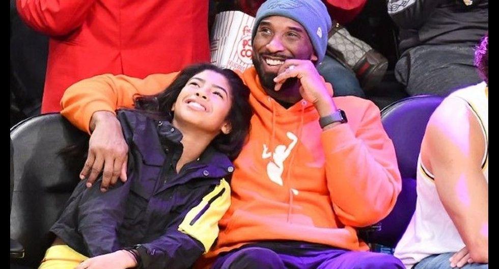 Kobe Bryant, su hija Gianna, y otras siete personas, fallecieron en el accidente de helicóptero. (Foto: Agencias)