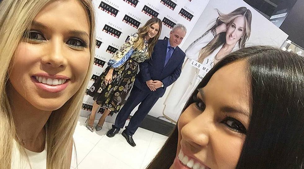 Blogueras comparten encuentro con actriz Sarah Jessica Parker - 1