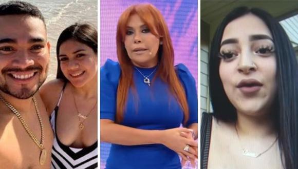 Diana Noriega detalló que la producción del programa de Magaly Medina le dio 900 dólares por su entrevista. (Foto: Captura ATV / @josimarfideloficial)