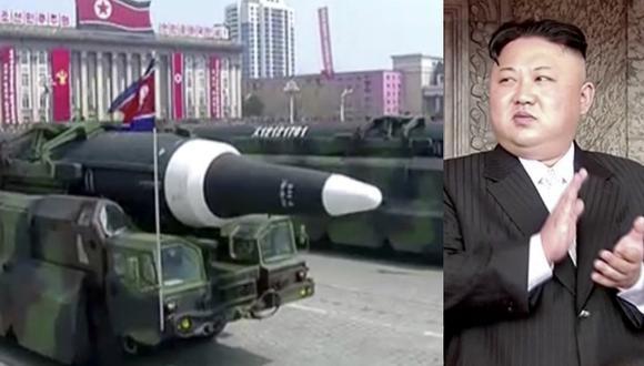Corea del Norte anuncia que está listo para un ataque nuclear