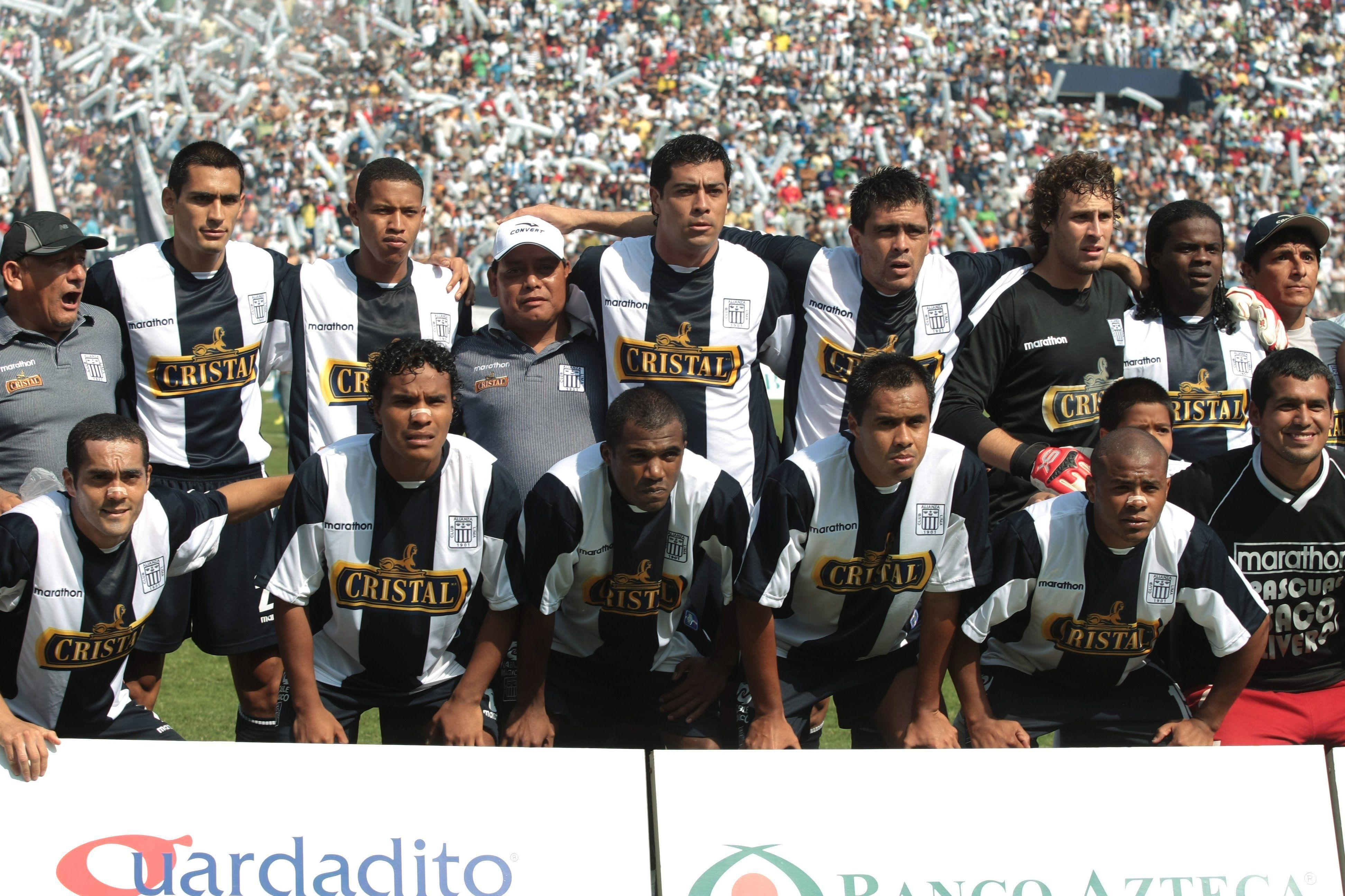 Alianza Lima se salvó de no descender sobre el final. Foto: Richard Hirano.