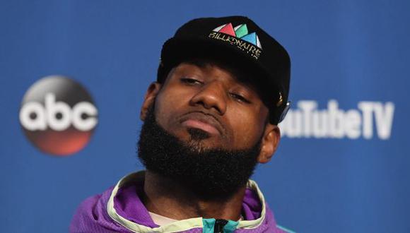 LeBron James empezará pronto una nueva etapa en la NBA.