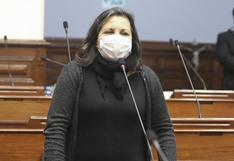 Silva Santisteban: Pedimos que otro congresista de UPP tome la posta de Edgar Alarcón en Fiscalización