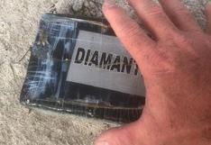 Los paquetes de cocaína que arrojó el huracán Dorian en la costa de Florida