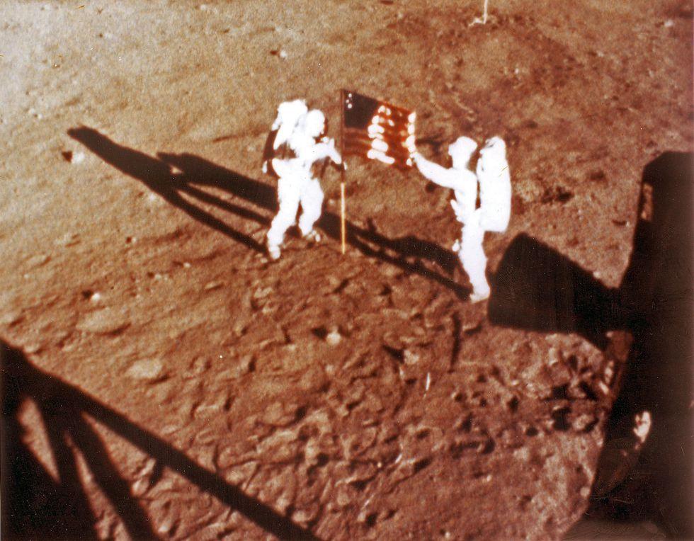 Hospital donde murió Neil Armstrong pagó 6 millones a familia por negligencia. Foto: AFP