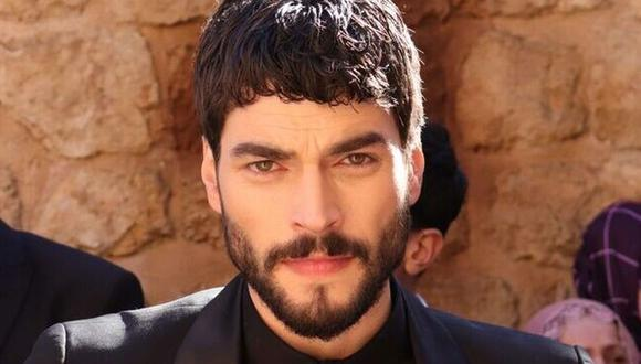 Miran es el protagonista de la exitosa telenovela turca Hercai. (Foto: Mia Yapim)