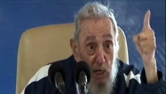 Fidel Castro aparece en público por segunda vez en una semana