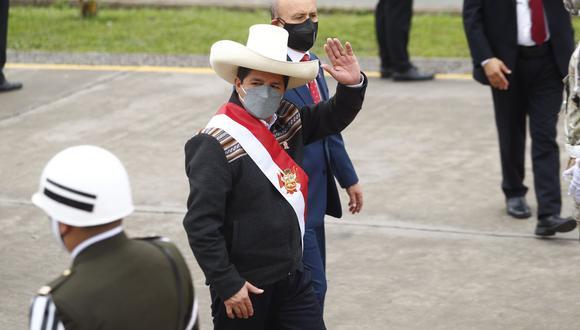 """""""Para defender la República, necesitamos un frente diverso, que contenga ciudadanos y políticos de distintas tendencias"""". (Foto: archivo twitter Presidencia Perú)"""