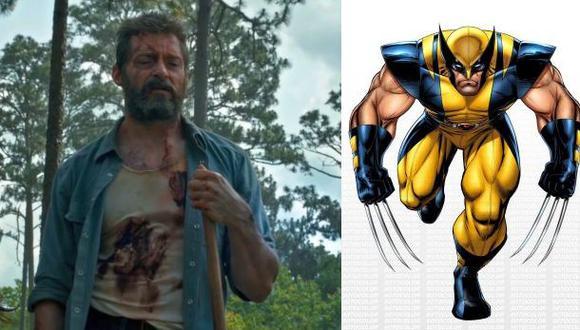 ¿Por qué Hugh Jackman no usa el traje amarillo de Wolverine?