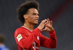 Debut soñado: Así fue el estreno de Leroy Sané con la camiseta del Bayern Múnich | FOTOS Y VIDEO