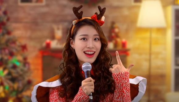 Una youtuber surcoreana ha revelado que su cara es falsa y que se trata de una recreación artificial. (Foto: RuiCovery / YouTube)