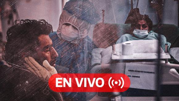Coronavirus Perú   EN VIVO   Cifras y datos oficiales del Minsa sobre casos y muertos por Covid-19 en el día 122 del estado de emergencia, hoy miércoles 15 de julio de 2020   Foto: Diseño GEC