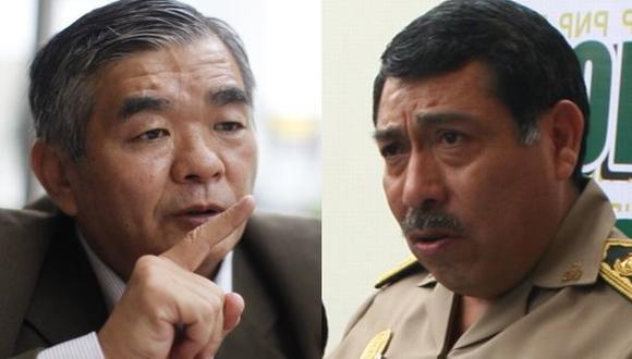 Miyashiro y Guardia asesorarán a comisión López Meneses