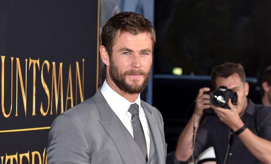 Chris Hemsworth aprendió español gracias a su esposa, la actriz Elsa Pataky. (Foto: Agencias)