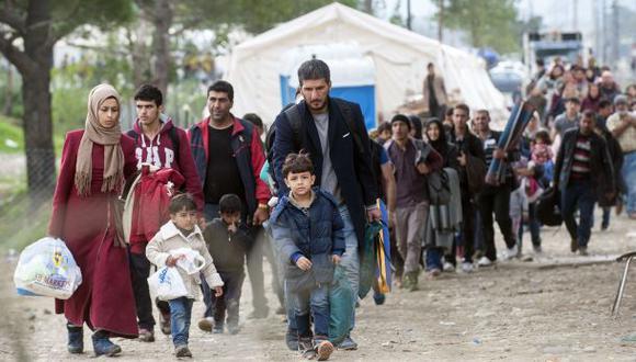 Croacia abrió su frontera con Serbia a miles de refugiados