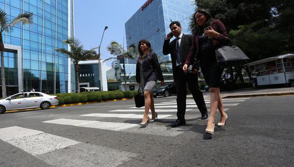 El protocolo planteado por Sunafil se sustenta en la Ley N° 30709, que prohíbe la discriminación remunerativa entre varones y mujeres. (Foto: GEC)