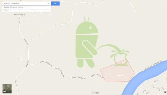 Google se disculpa por imagen contra Apple en Maps