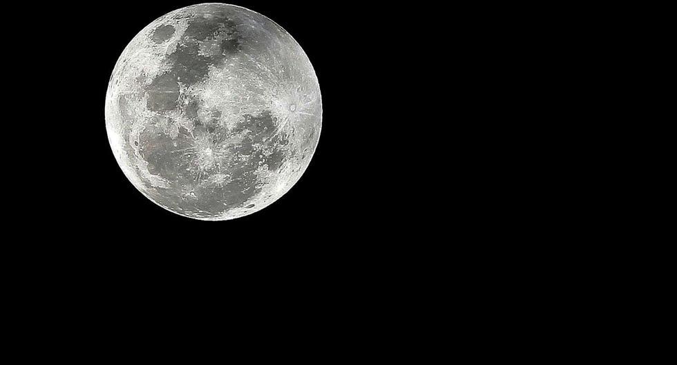 Se prevé que Luna llena se vuelva a ver sobre Lima entre el 3 y el 4 de mayo próximos. (Foto: Rolly Reyna)