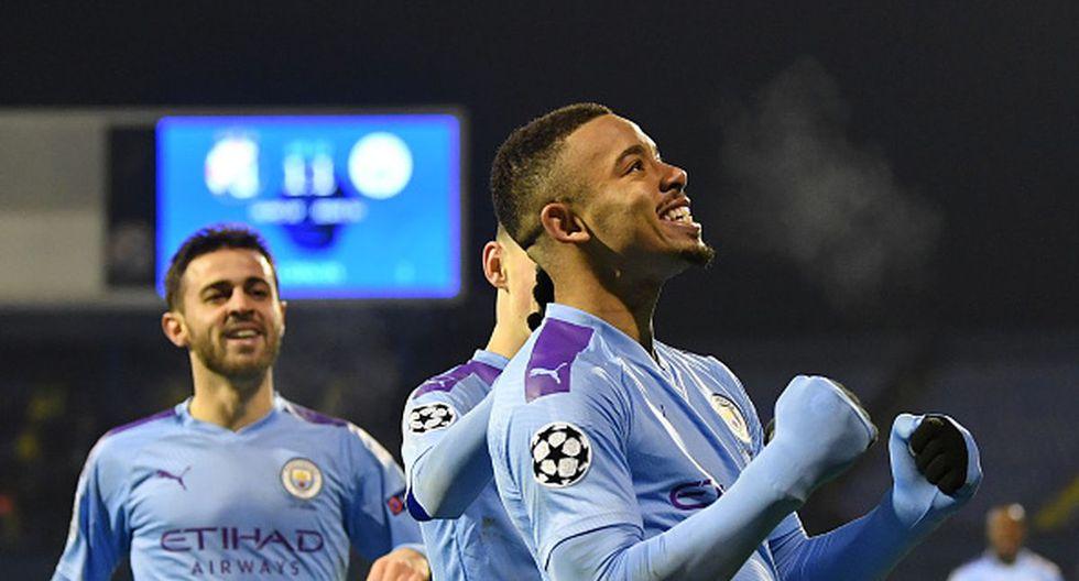 Jugador: Gabriel Jesus | Valor: 75 millones de euros. (Agencias)