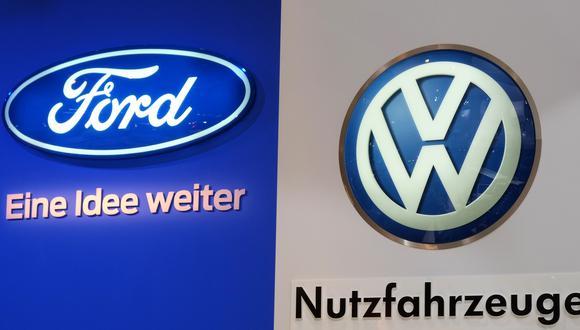 Ambas firmas producirán camionetas pickup. (Foto AFP)