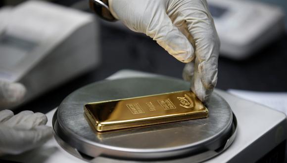 """Los movimientos en el oro son indicativo de un """"enfoque expectante"""", dijo el analista de OANDA Craig Erlam. (Archivo / Reuters)"""