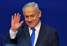 Tras su victoria electoral, Netanyahu queda en posición de fuerza para formar gobierno