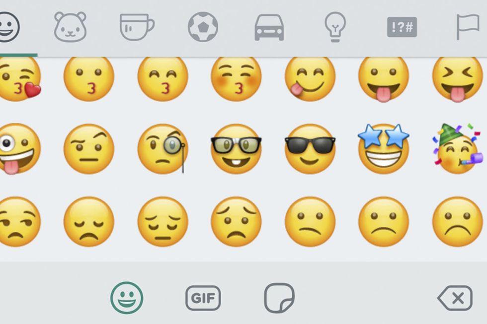 Whatsapp Explica El Significado Del Emoji De La Cara Con Un