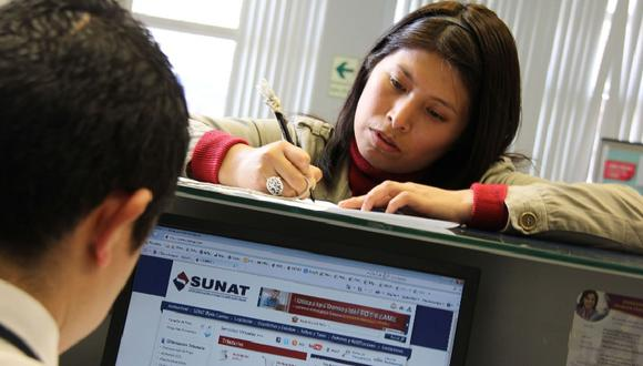 Sunat informó que ha recibido más de 57 mil solicitudes para aplazar o fraccionar deudas tributarias. (Foto: GEC)