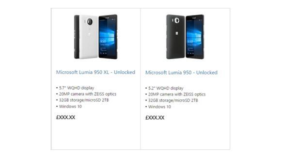 Publican por error datos de primeros teléfonos con Windows 10