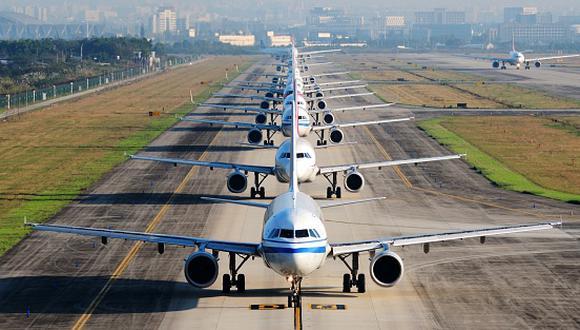 La aviación se ha convertido en una industria importante para el desarrollo económico del país, siendo uno de los principales medios para potenciar la conectividad y el sector turístico de las naciones. (Foto: Getty Images)