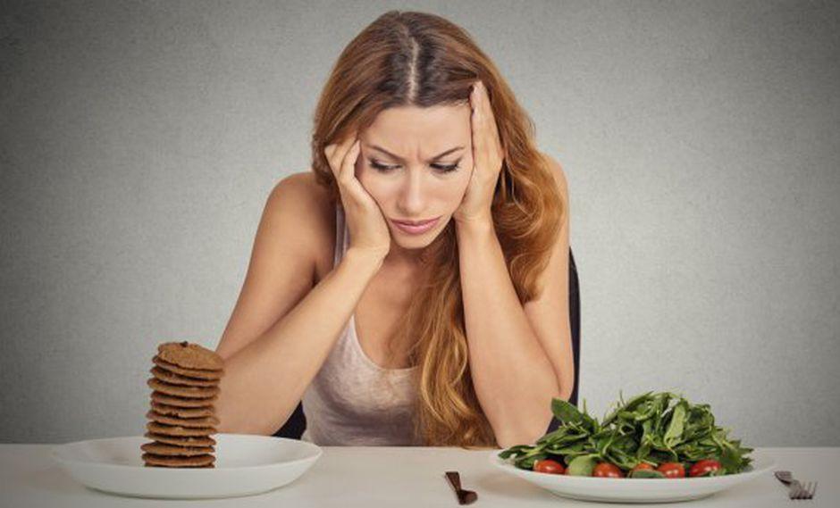 Las dietas estrictas pueden hacer ganar más peso