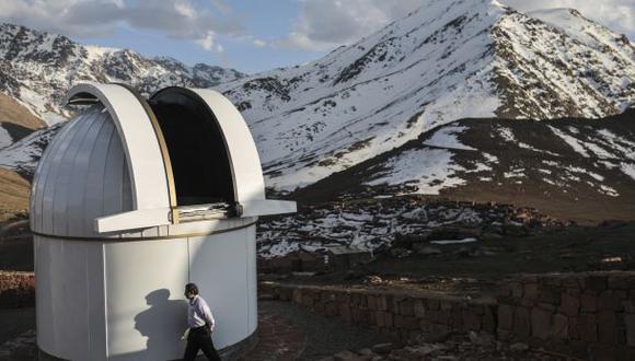 Cielos del sur de Chile aguardan al avión telescopio de la NASA