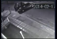 Cajero no es robado porque camioneta de ladrones no arrancó