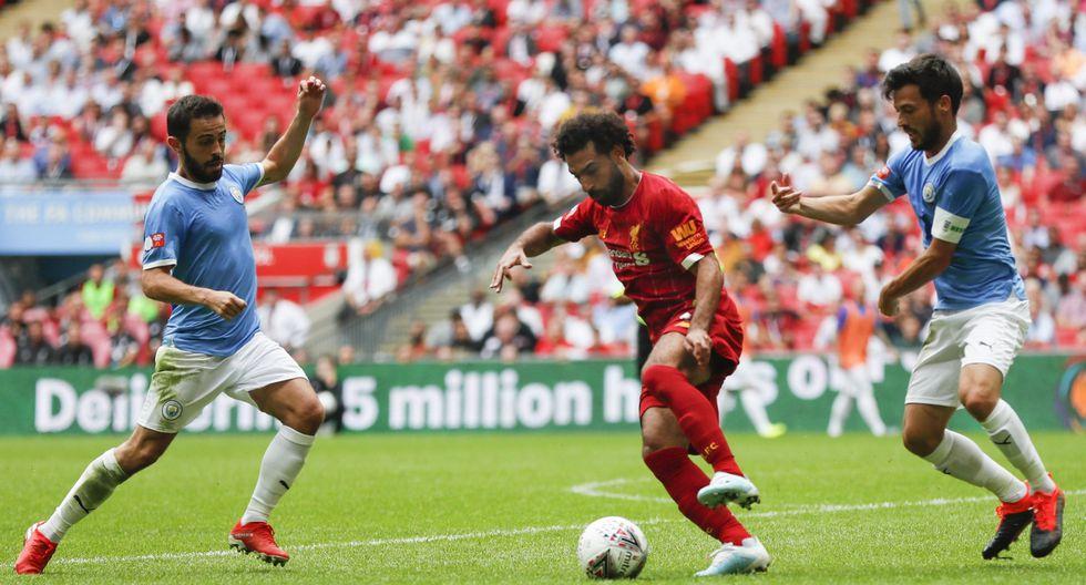 Manchester City ganó al Liverpool la Community Shield en penales, pero no se le vio cómodo en la mayor parte del juego. (Foto: AP)