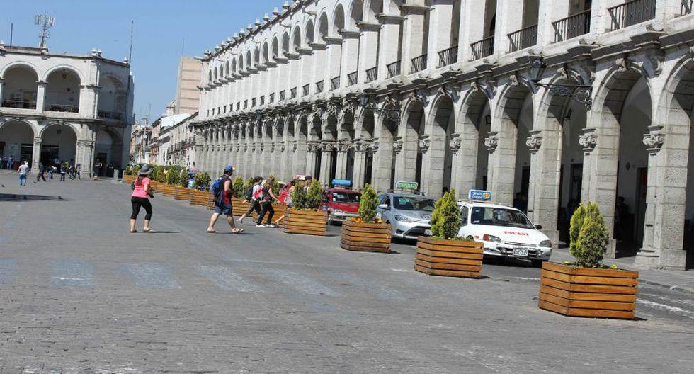Arequipa: invierten S/5.8 millones en centro histórico [FOTOS] - 6