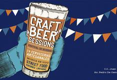 Craft Beer Sessions: Un festival de invierno para disfrutar las cervezas artesanales
