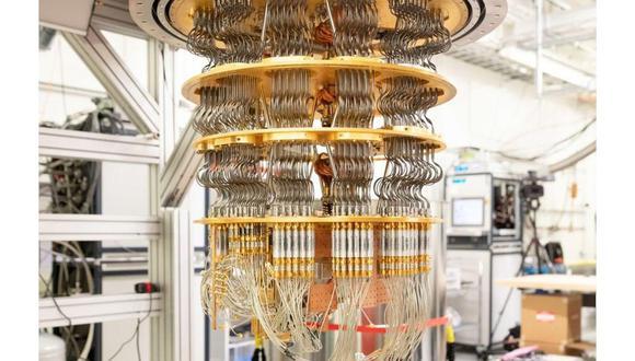 Las computadoras cuánticas no tienen el aspecto de una convencional.