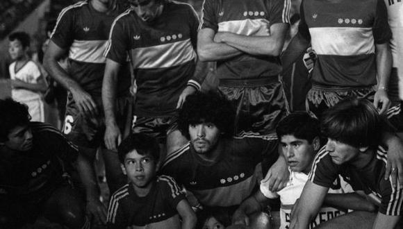 En 1981 el once xeneize ganó el título del Campeonato Metropolitano argentino bajo la conducción de Silvio Marzolini. (Foto: GEC Archivo Histórico)