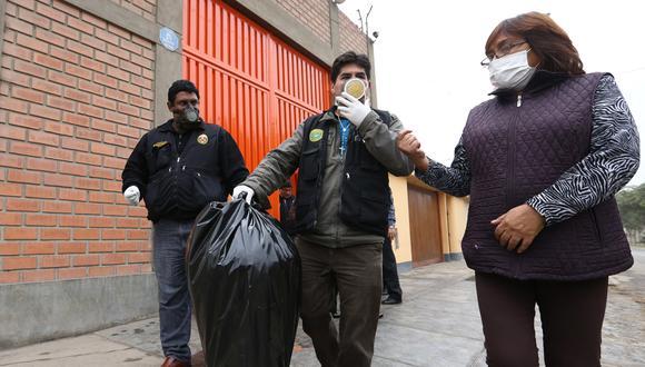 Emanación de gases de fábrica afectó a vecinos de Santa Anita
