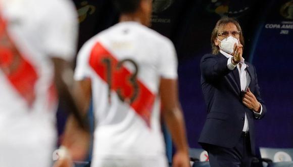 Ricardo Gareca confía que Perú clasifique nuevamente al Mundial (Foto: EFE)