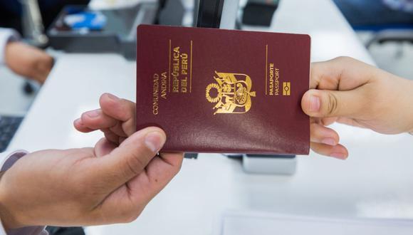 ¿Cómo obtener el pasaporte dentro del Aeropuerto Jorge Chávez? Aquí te lo explicamos. (Foto: Andina)