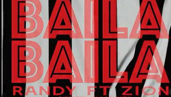 """Puertorriqueños Randy y Zion lanzan el tema """"Baila Baila"""". (Foto: @randynotagram)"""